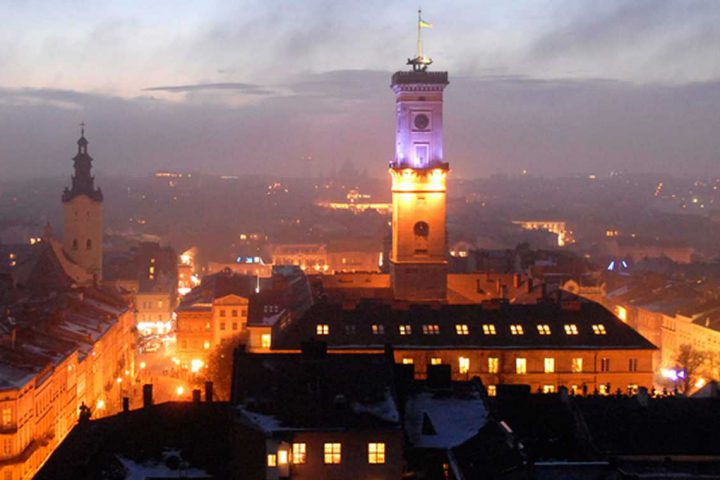Private Guided Tour Nightlife in Lviv
