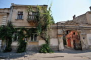 Private Guided Tour Odessa's Secret Yards